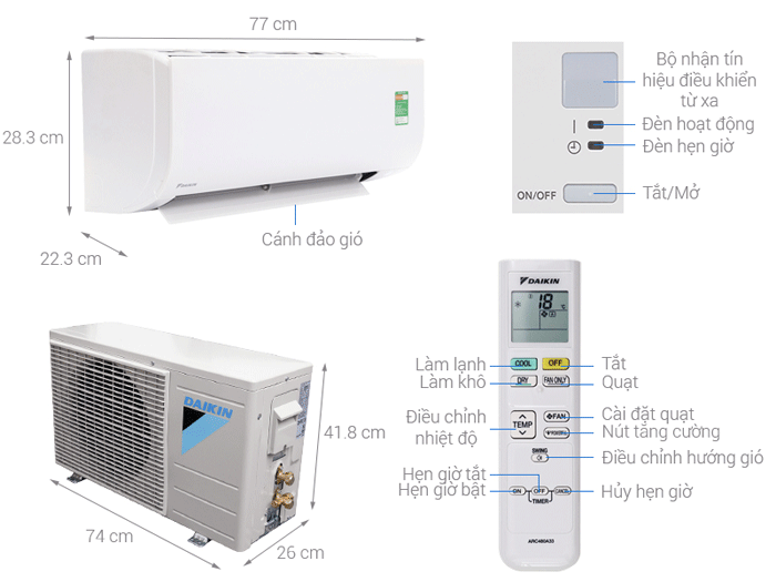 may-lanh-daikin-ftc25nv1v-1hp