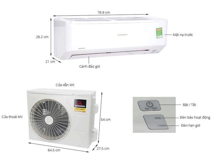 Phân tích ưu và nhược điểm của một số dòng máy lạnh âm trần
