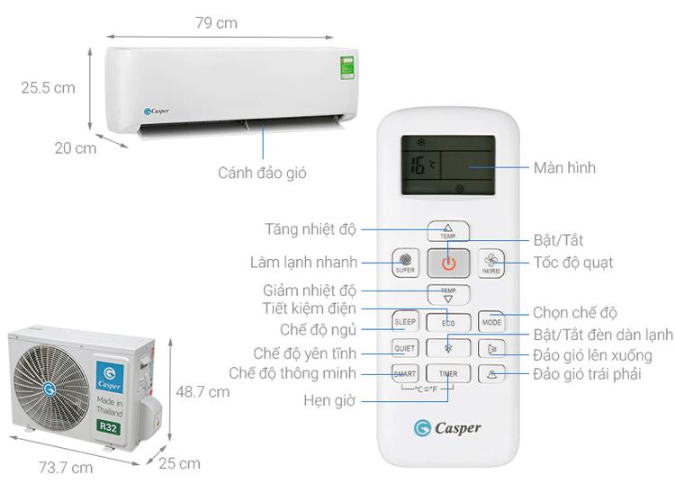 casper-lc-12FS32-1.5hp